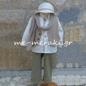 Βαπτιστικά ρούχα αγόρι ΒΚΑ51