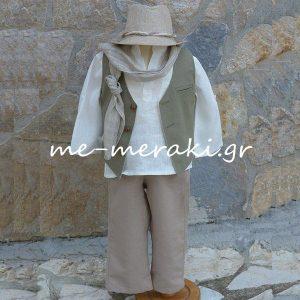 Βαπτιστικά ρούχα αγόρι ΒΚΑ52