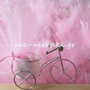 Μπομπονιέρα Βάπτισης Ποδήλατο τρίκυκλο