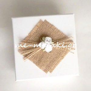 Μπομπονιέρες Γάμου Κουτί Κ10029-Α