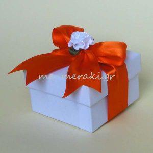 Μπομπονιέρα Γάμου Κουτί Κ10082