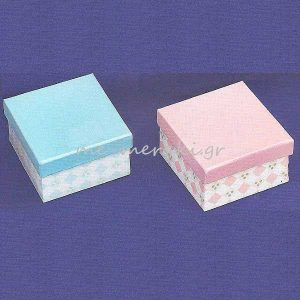 Κουτιά Σχήματα για Μπομπονιέρες