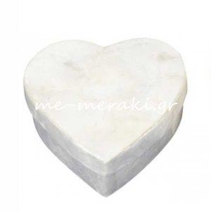 Καρδιά Φίλντισι Κουτί για Μπομπονιέρες
