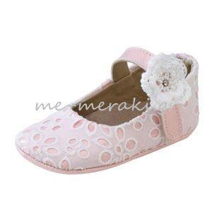 Παπούτσια Αγκαλιάς Κορίτσι ΠΑΚΟ1001