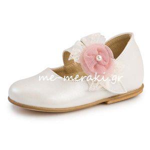 Παπούτσια Βάπτισης Κορίτσι ΠΑΚΟ113