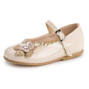 Παπούτσια Βάπτισης Κορίτσι ΠΑΚΟ114