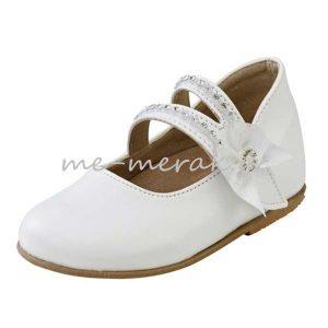 Παπούτσια Βάπτισης Κορίτσι ΠΑΚΟ11
