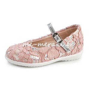 Παπούτσια Βάπτισης Κορίτσι ΠΑΚΟ120
