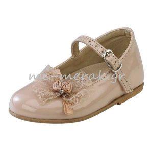 Παπούτσια Βάπτισης Κορίτσι ΠΑΚΟ33