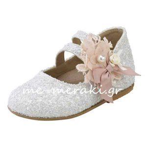 Παπούτσια με glitter Κορίτσι