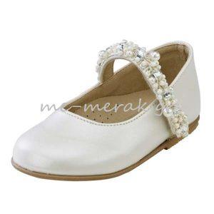 Παπούτσια Βάπτισης Κορίτσι ΠΑΚΟ5