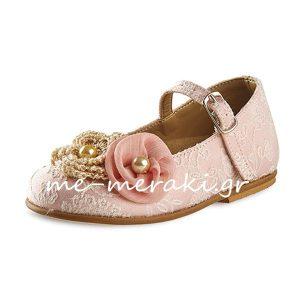 Παπούτσια Βάπτισης Κορίτσι ΠΑΚΟ87