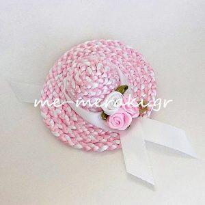 Μπομπονιέρα Βάπτισης Καπέλο ΤΚ01