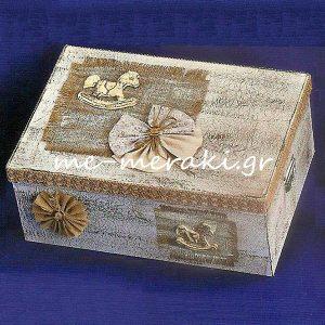 Κουτί για Βαπτιστικά ΤΣΑ118