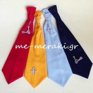Διάφορες Μπομπονιέρα Βάπτισης Γραβάτα Μπρελόκ ΥΦ011