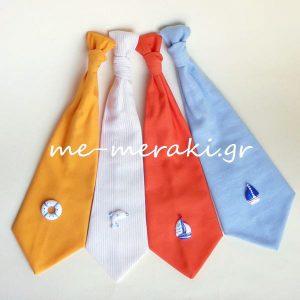 Μπομπονιέρα Βάπτισης Γραβάτα ΥΦ017